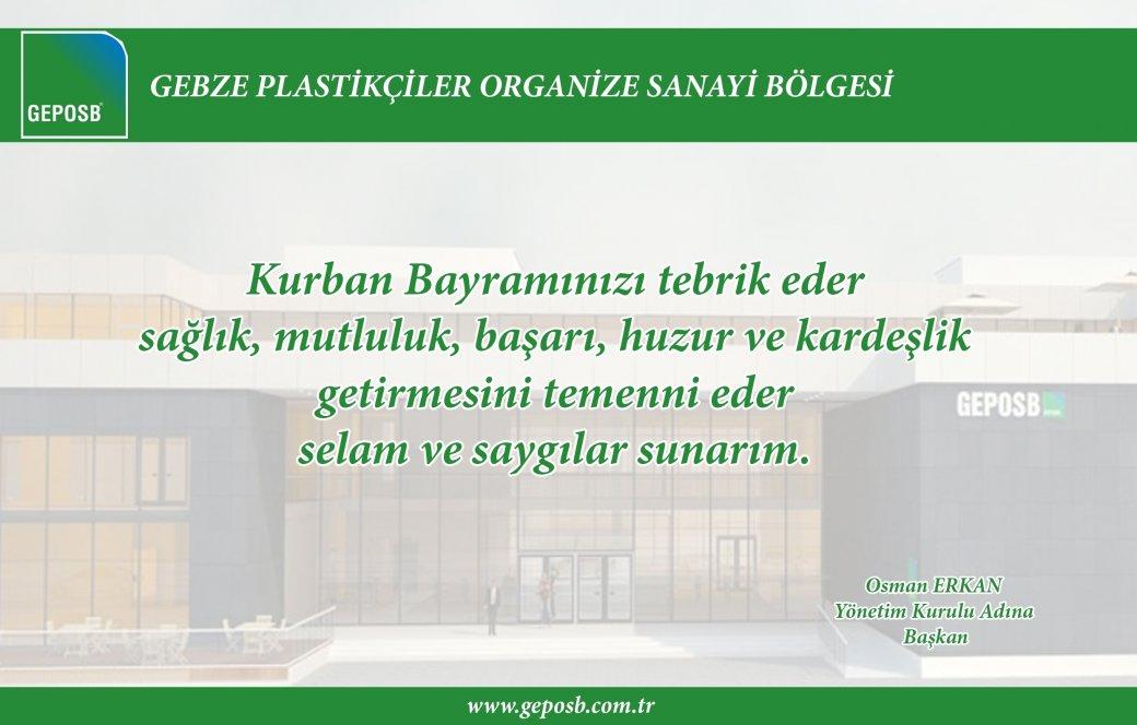 Geposb Gebze Plastikciler Organize Sanayi Bolgesi